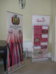 14 - Bolivia quinoa hall